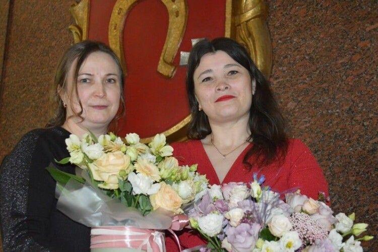 У місті на Волині нагородили педагогів, учні яких склали ЗНО на 200 балів