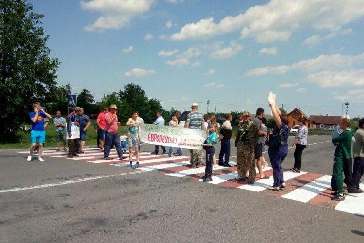 Акція протесту незавершилася— вона лише змінила дислокацію