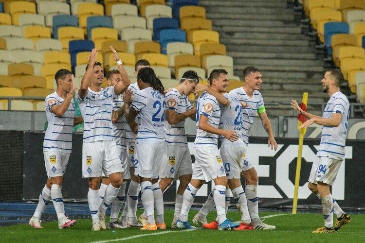 Першим суперником київського «Динамо» у кваліфікації ЛЧ стане нідерландський «Алкмар Занстрек»