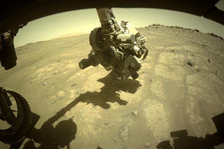 NASA показало нові знімки з Марсу (Фото)