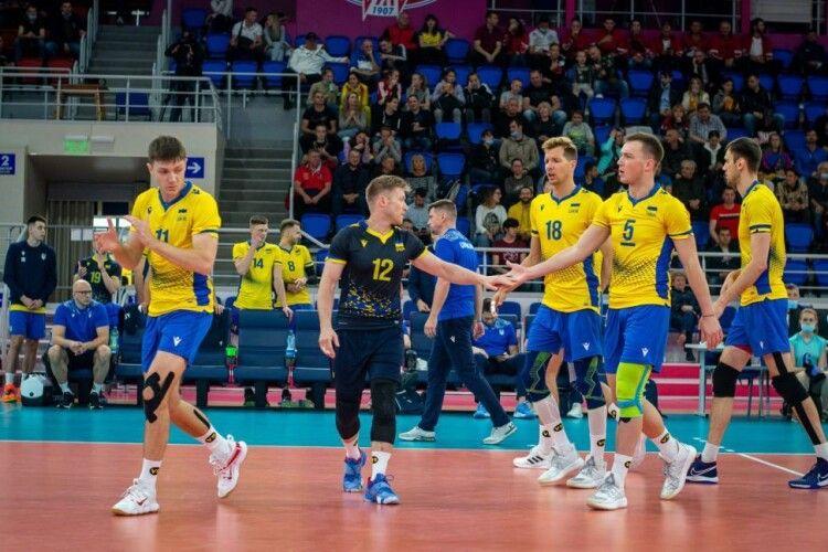 Битва була пекельною: Україна програла Росії у плейоф Чемпіонату Європи з волейболу