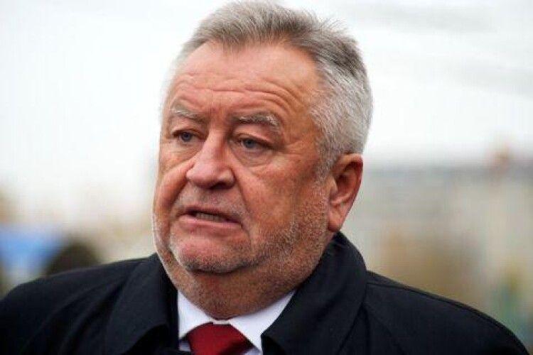 Одну з центральних вулиць Луцька хочуть назвати на честь Бориса Клімчука