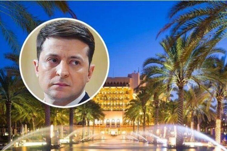 «Європейська солідарність» вимагає в Офісу Зеленського нарешті відповісти про Оман