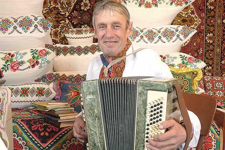 Понад 700пісень написав Микола Гапонюк ізсела Лички Ківерцівського району