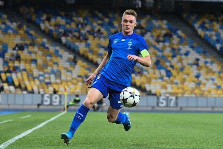 Віктор Циганков очолив рейтинг найдорожчих українських футболістів