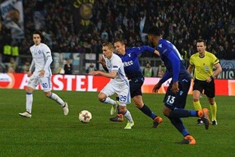 «Привіт, букмекери!»: «Динамо» здобуває в Римі нічию 2:2 у поєдинку з «Лаціо»!