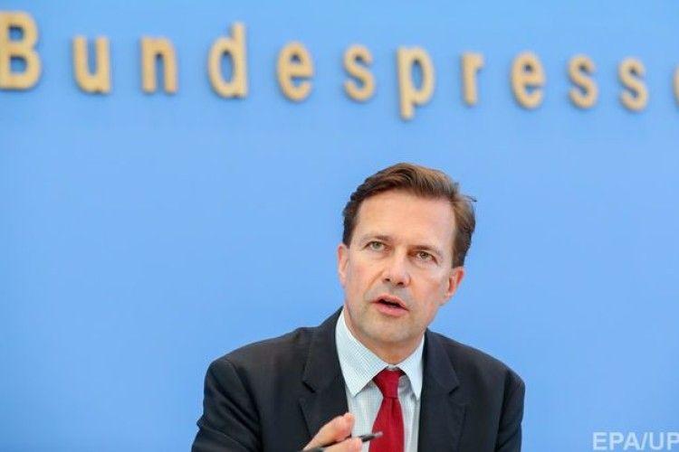 Німеччина дасть оцінку закону про реінтеграцію Донбасу