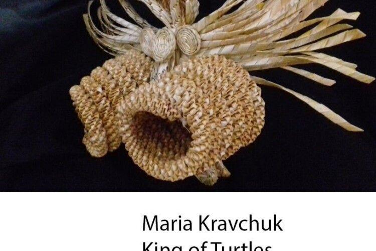 Волинянка Марія Кравчук отримала бронзу на фестивалі Солом'яної маски у США (Фото)