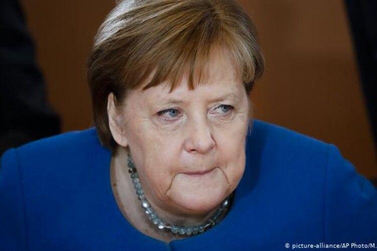 Канцлерка Німеччини Ангела Меркель засудила жорстокість режиму Лукашенка