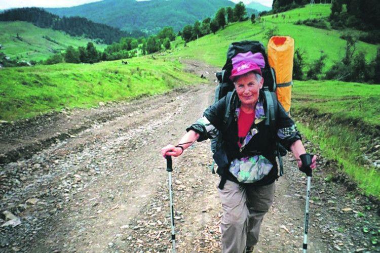 Легендарна рівненська альпіністка  тепер підкоряє небо…