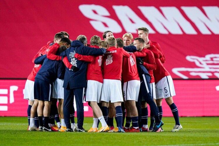 Дисциплінарний комітет УЄФА зарахував збірній Норвегії технічну поразку за неявку на матч проти Румунії в Лізі націй