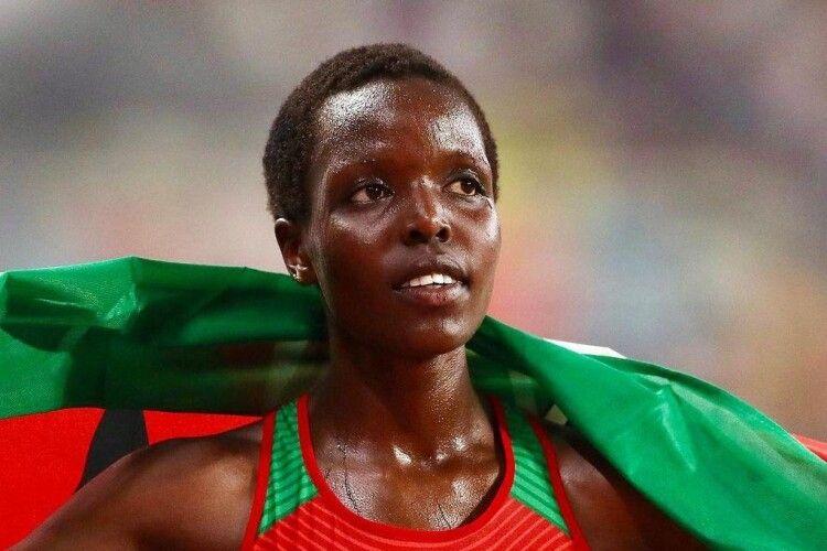Знайшли метвою зіркову кенійську легкоатлетку