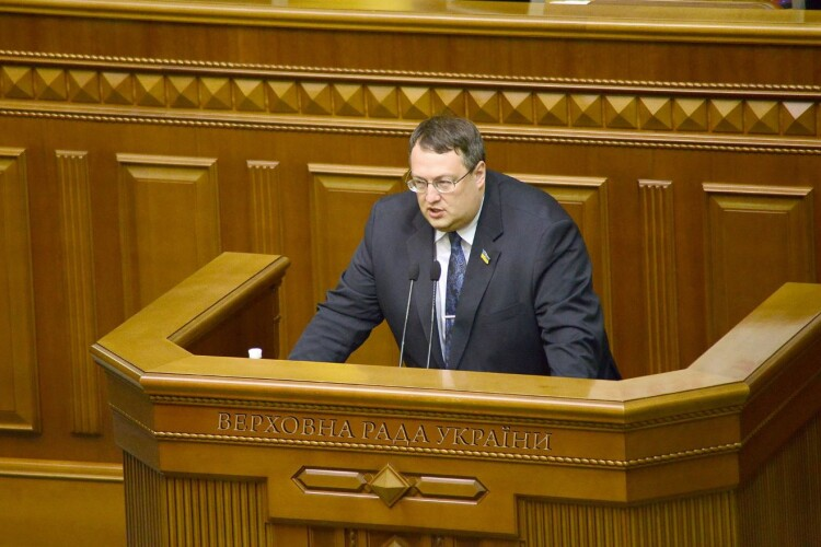 Заступник Авакова збрехав про покарання поліцейських