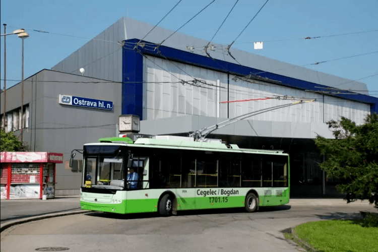 Луцький завод постачатиме нові тролейбуси в одну з європейських країн