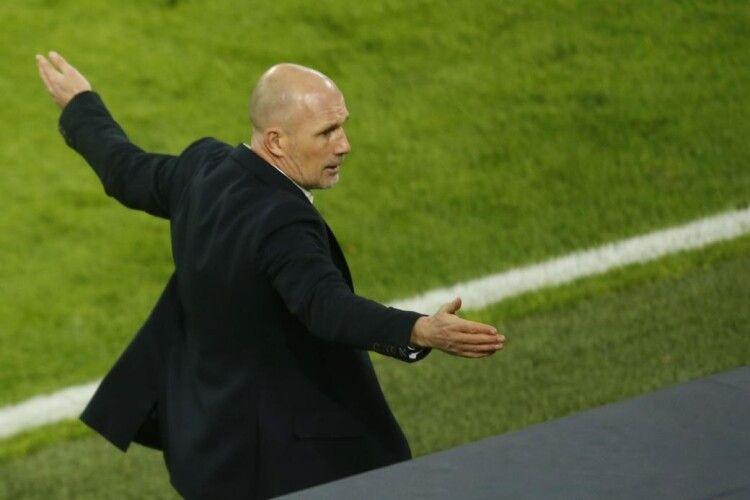 Головний тренер «Брюгге» назвав «Динамо» «не найсексуальнішим суперником»
