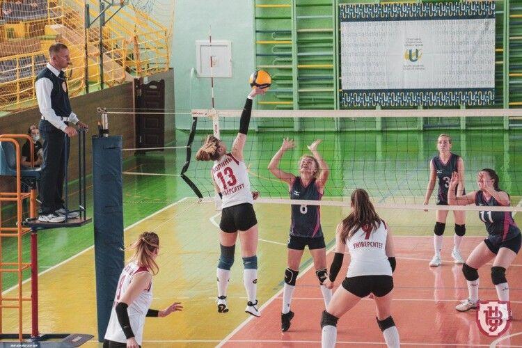 У Луцьку розпочалася волейбольна Універсіада (Фото)