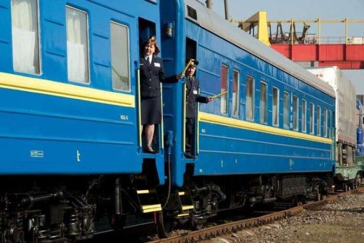 Понад 150 років тому на Львівську залізницю прибув перший потяг