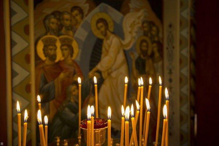 На Камінь-Каширщині поіменно молитимуться за кожного земляка, що служить в зоні ООС