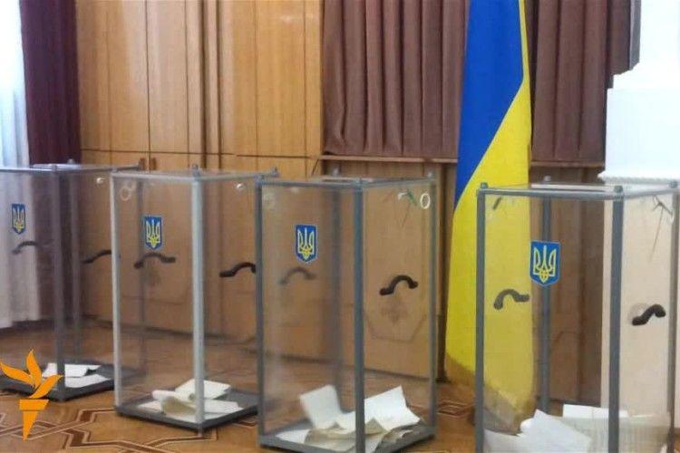 Про безпеку на виборчих дільницях треба подбати заздалегідь