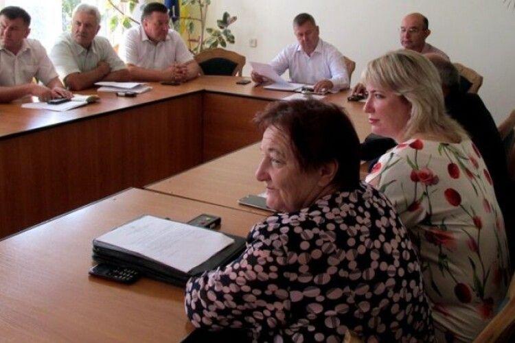 Депутати звернулися до Президента щодо формування району з центром у Камені-Каширському