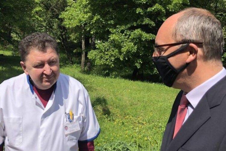 Волинські лікарні отримали чергову партію допомоги від Фонду Порошенка
