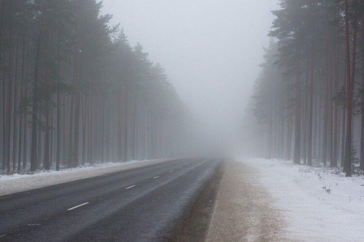 Погода на вівторок, 2 березня: на Волині вночі та вранці місцями туман
