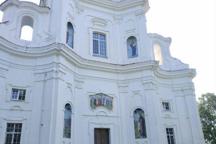 Учасники походу  «за Маневицький район» побували у Старому Чорторийську (Фото)