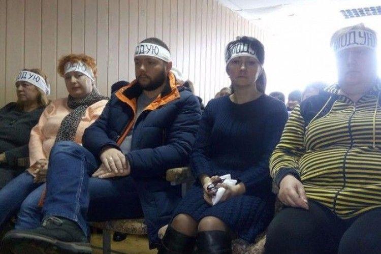 На неокупованій частині Донеччини працівники шахти розпочали голодування