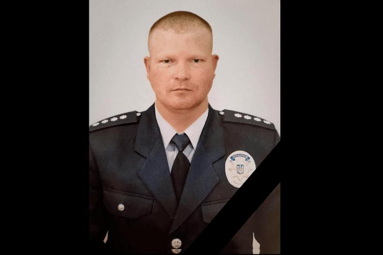 У ДТП загинув патрульний поліцейський