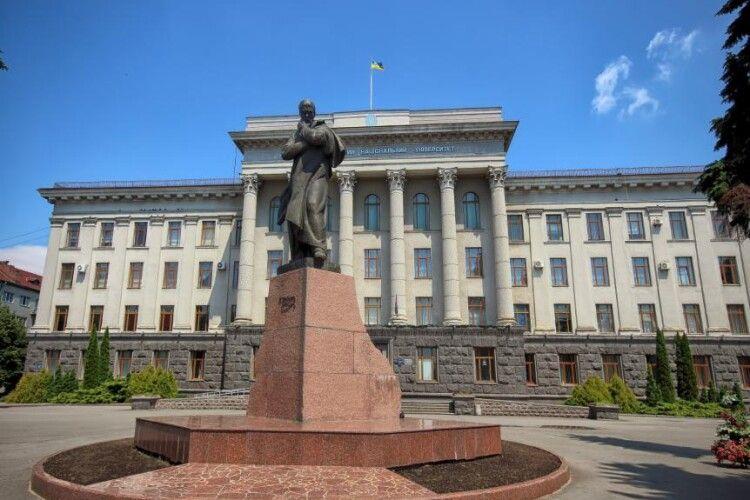 Волинський університет – 25-й у рейтингу впливовості закладів вищої освіти України