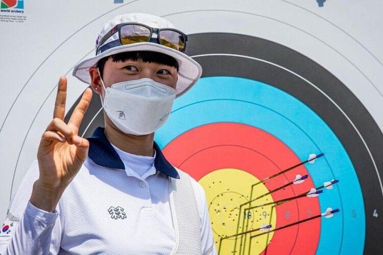 Корейська лучниця побила рекорд українки 1996 року