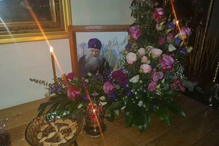 Пам'яті митрополита Ніфонта: волинський священник поділився спогадами про Владику