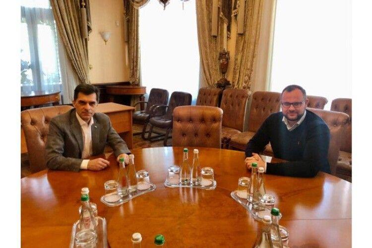 Звільнили очільника Укрзалізниці, з яким Поліщук домовлявся про збереження дитячої залізниці у Луцьку