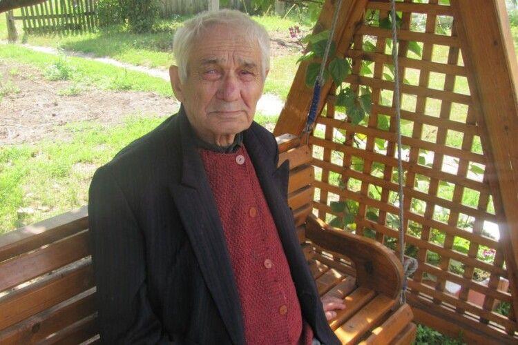 Помер передостанній учасник бойових дій у Другій світовій війні, найбагатший дідусь Ратнівщини