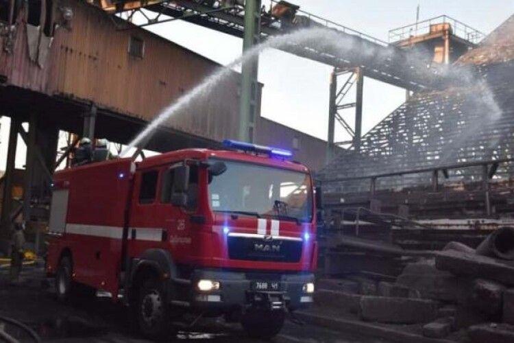 Від червоного півня врятували 30 тонн зерна