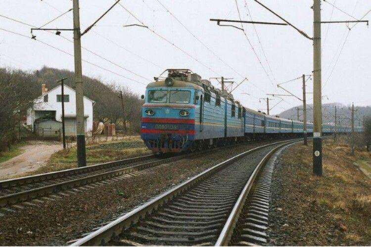 Із 2 листопада в розкладі руху поїзда «Ковель-Червоноград» – зміни