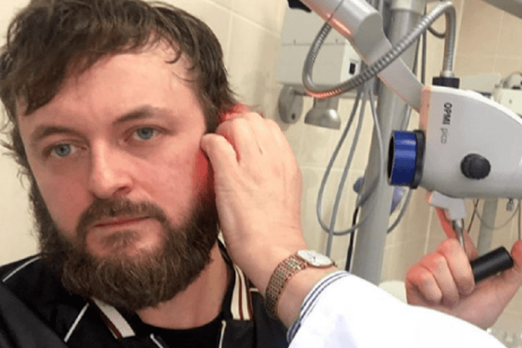 Відомого українського співака  Дзідзьо госпіталізували внаслідок побиття