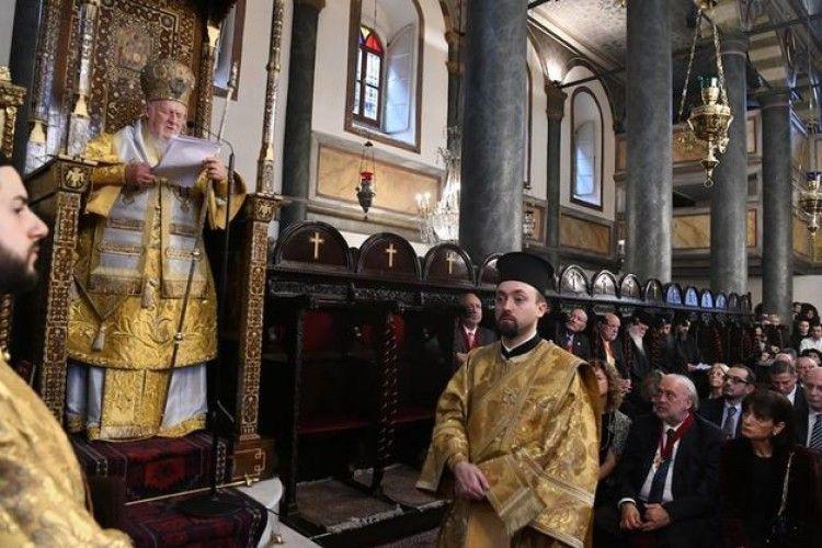 Вселенський Патріарх Варфоломій надіслав запрошення на Об'єднавчий собор 15 грудня кожному православному архієрею, незалежно від церкви