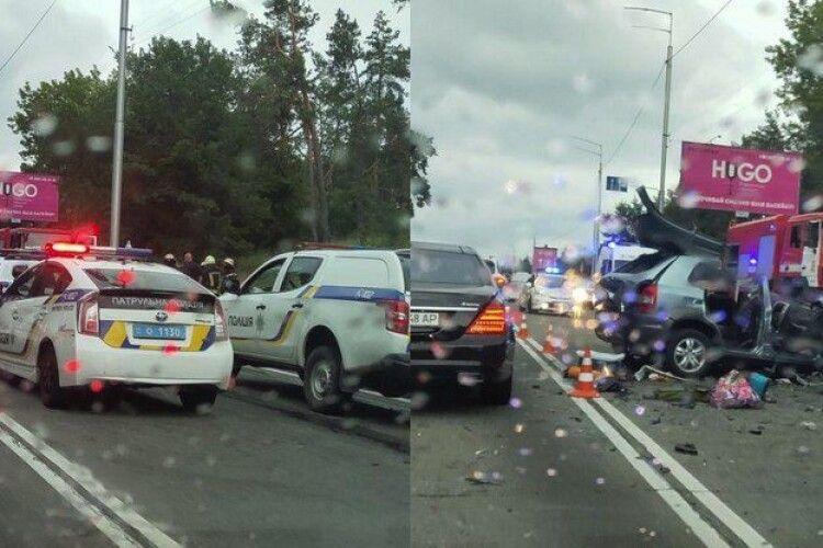 З'явилося відео проходження алкотесту водієм, який вчинив смертельну аварію під Києвом (Відео)