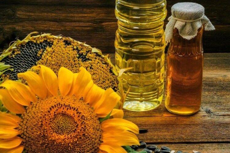 Соняшникова олія в Україні подорожчає ще більше