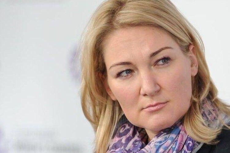 Марія Іонова: більшість журналістів «1+1» є заручниками Коломойського і темників з Офісу Зеленського