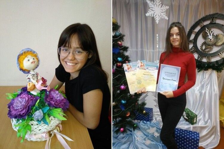 Юні рожищанки здобули перемоги на всеукраїнських конкурсах