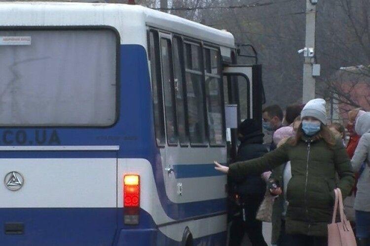 У Луцьку зранку та ввечері водії громадського транспорту не беруть близько 70% пасажирів