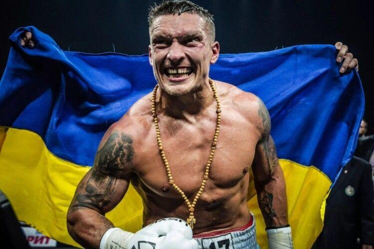 Олександрові Усику пропонують присвоїти звання Героя України