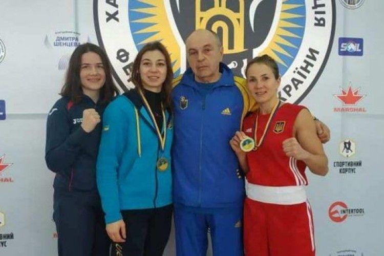 Ковельчанка Тетяна Коб вдванадцяте віддухопелила усіх на Чемпіонаті України з боксу