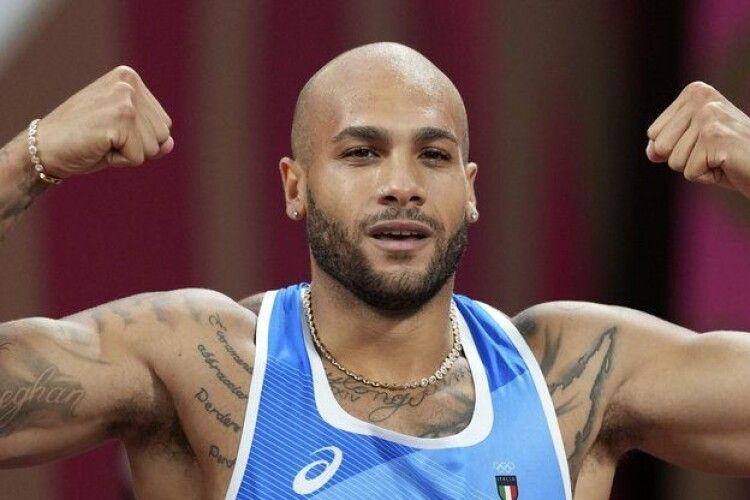 Стометрівку на Олімпійських іграх в Токіо сенсаційно виграв італієць Марсель Джейкобс