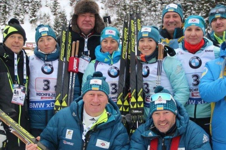 Визначили біатлоністів і біатлоністок, які поїдуть на Олімпіаду в Пхьончхані від України