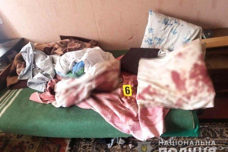 Судитимуть жителя Квасилова, який на Великдень засадив ножа у груди рідному синові