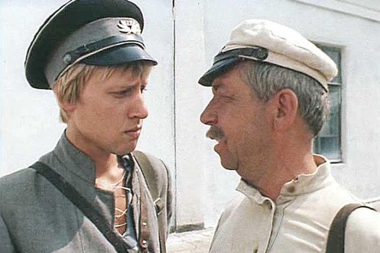 Борислав Брондуков хотів зіграти Леніна… вТеатрі сатири