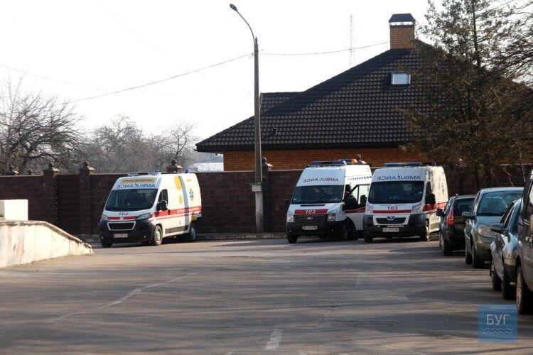 У місті на Волині померла інфікована коронавірусом жінка